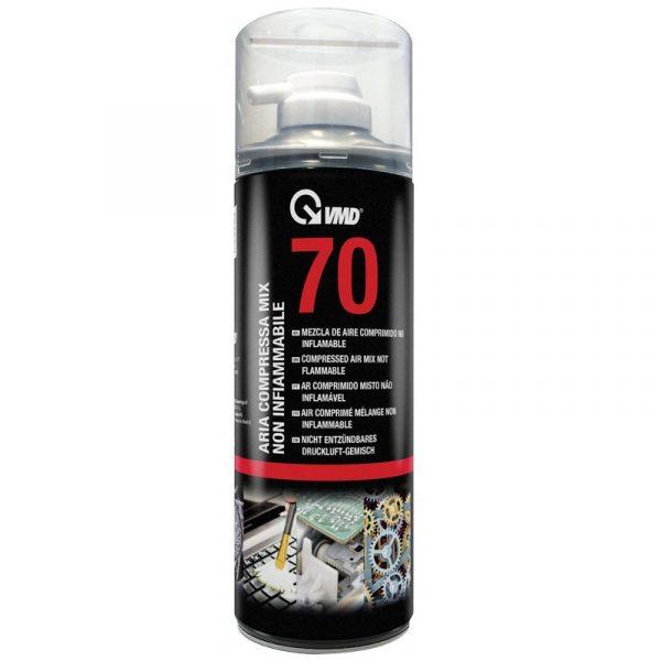 Stisnjen zrak v spreju - mešanica 400 ml