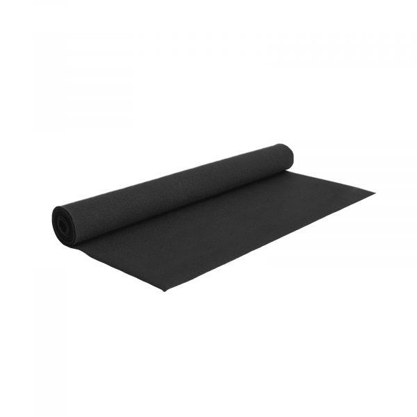 Tekstil za zvočnike - 150 cm x 10 m - črn