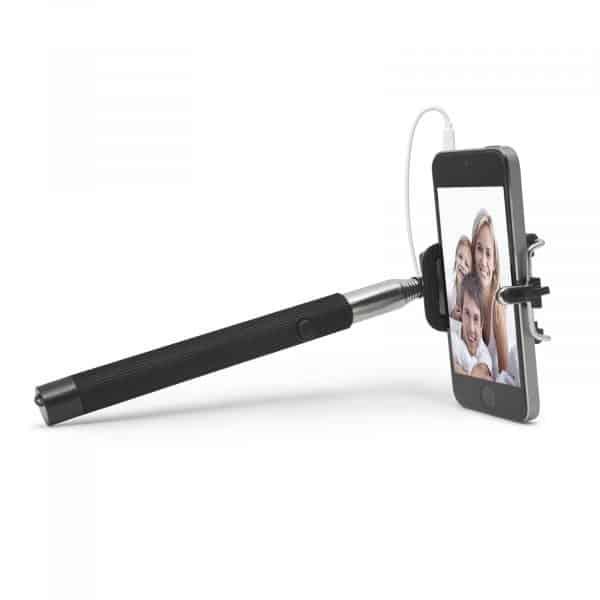 Teleskopska selfie palica, velikost 20 - 105 cm