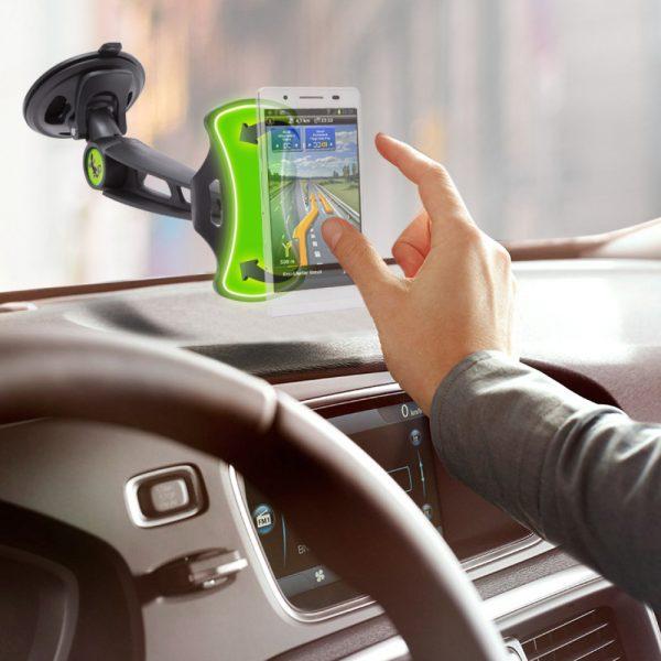 Touch&Go - univerzalni lepljivi avtonosilec za mobilni telefon