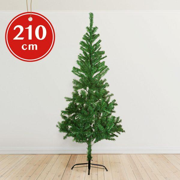Umetno božično drevo, velikosti 210 cm