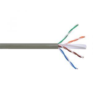 UTP Ethernet kabel CAT6 - trdni vodniki - 305 m / karton