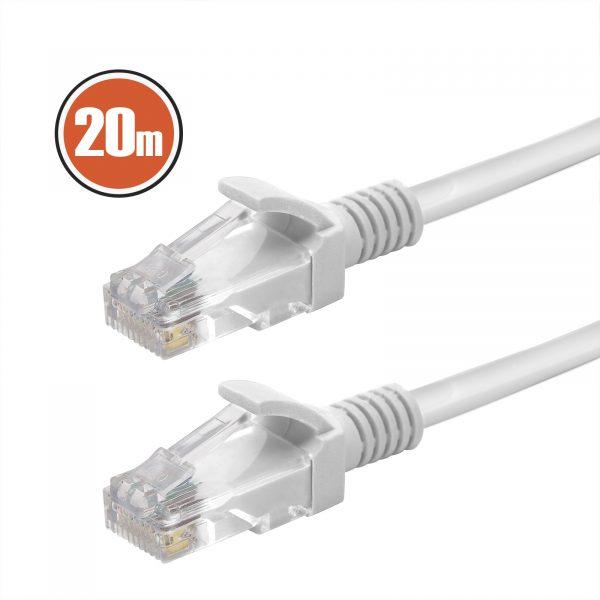 UTP kabel - 8P / 8C Cat.5e - 20 m