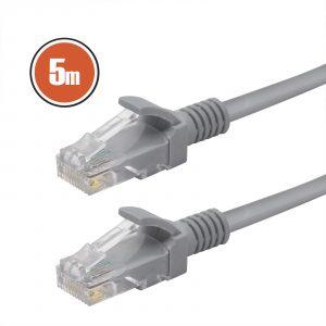 UTP kabel - 8P / 8C Cat.5e - 5 m