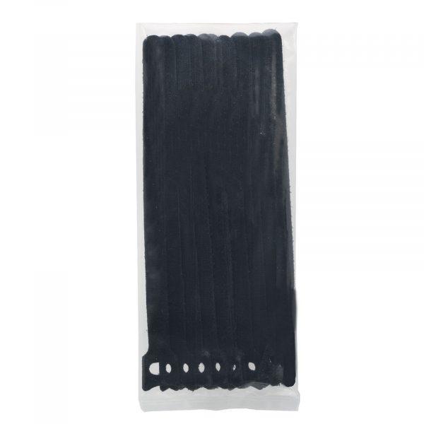 Velcro kabelska vezica - 200 x 12 mm, 10 kosov / paket