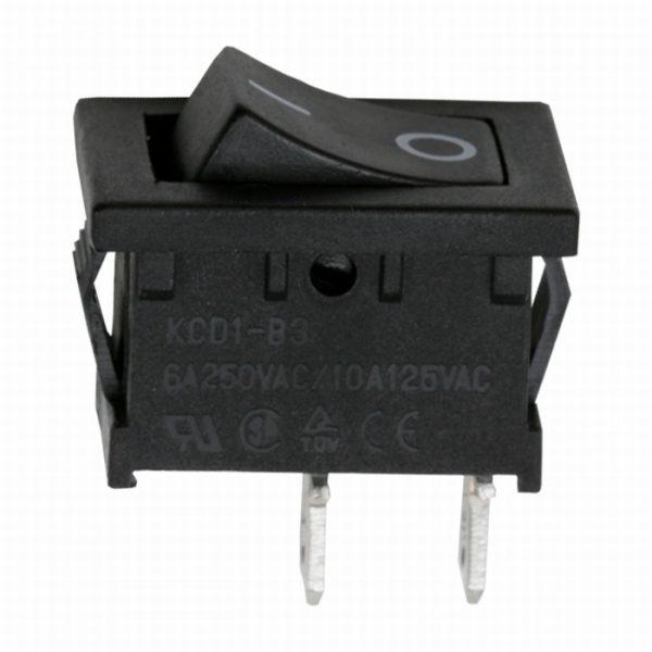 Vgradno stikalo - 1 vezje - 6A - 250V - OFF-ON - znak I-O