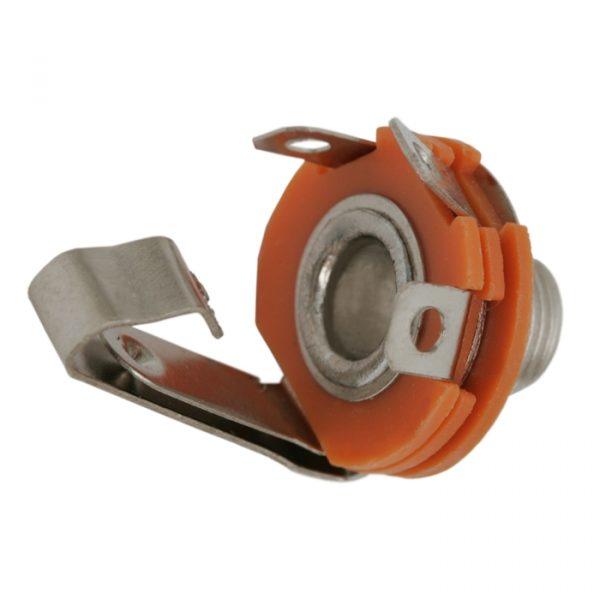 Vtičnica JACK - montažna - mono • 6,3 mm