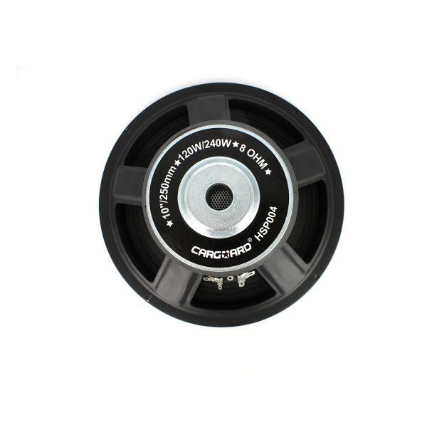 "Woofer - SP 004,10 ""/ 250 mm • 120/240 W - 8 ohm"
