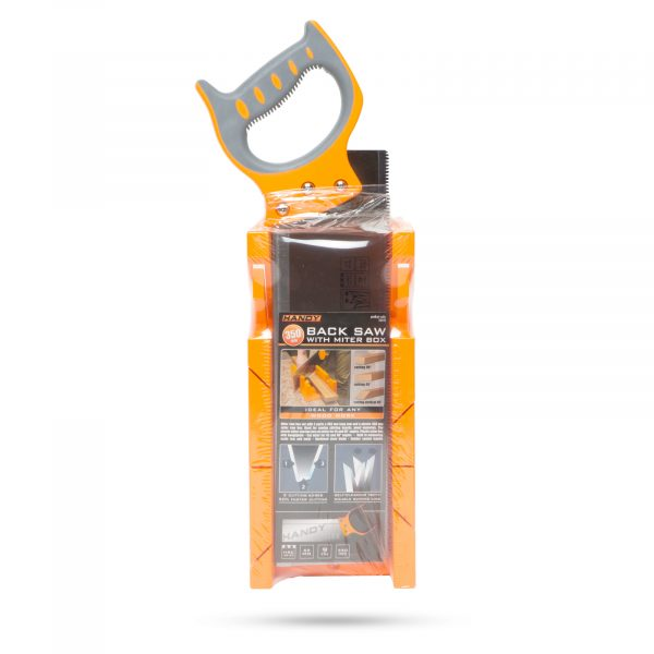 Žaga + škatla za žaganje - 350 mm