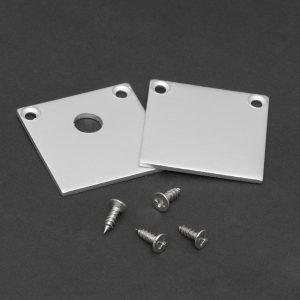 Zaključek za LED aluminijasti profil 41022A1 / 41022A2 - par