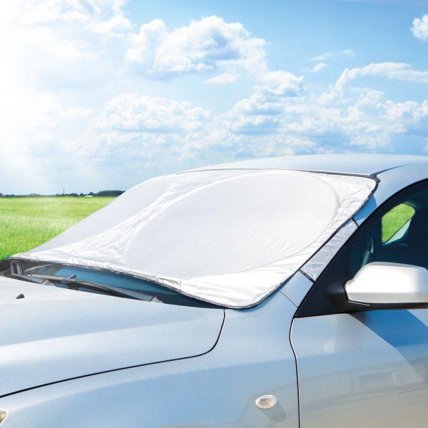 Zaščita za vetrobransko steklo proti zmrzali 70x150cm