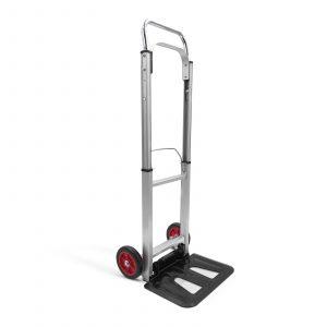 Zložljiv ročni voziček - največ 90 kg - 710 x 400 x 197 mm
