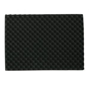 Zvočna absorbcijska pena 40 x 60 cm, 2 kos / paket