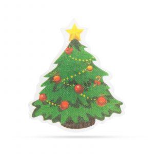 Božični RGB LED dekor - samolepilni  - božično drevesce