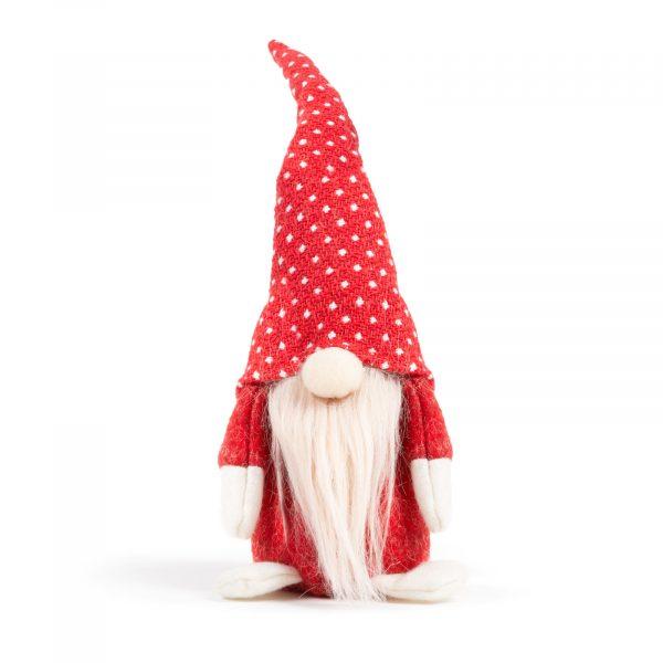 Božični skandinavni gnom - 4 vrste - 28 cm