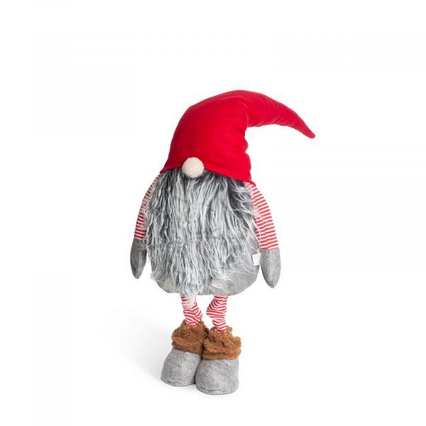 Božični skandinavni gnome s teleskopsko nogo - 120 cm