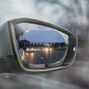Zaščitna folija za vzvratno ogledalo - 2 kos / paket