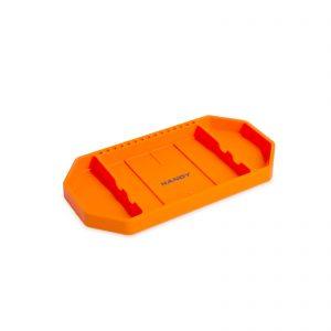 Gumeni pladenj za orodje - z držalom - 27,5 x 14,5 x 2,5 cm