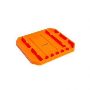 Gumeni pladenj za orodje - z ravnilom - 26 x 23,5 x 2,5 cm