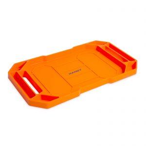 Gumeni pladenj za orodje - z ročajem - 26 x 23,5 x 2,5 cm