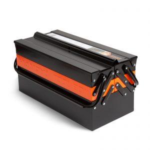 Kovinska škatla za orodje - konzolna - 430 x 210 x 200 mm