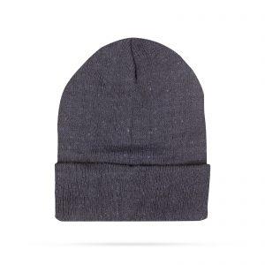 Zimska pletena kapa - modra