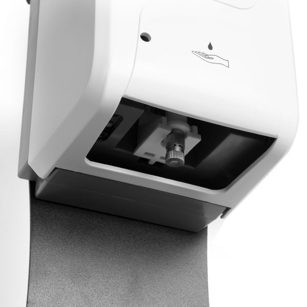 Avtomatski dozirnik mila in sredstva za razkuževanje rok - 1 L - delovanje na adapter / baterija