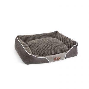 Pasja postelja - 60 x 50 - siva