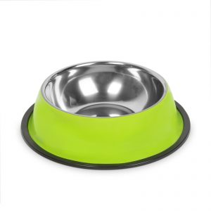 Posoda za hranjenje - 18 cm - zelena